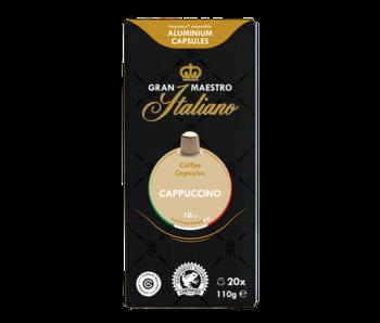 Gran Maestro Italiano - Cappuccino - Compatible cups for Nespresso