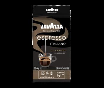 Lavazza - Caffè Espresso - Café Moulus