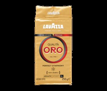 Lavazza - Qualita Oro - Café Moulus