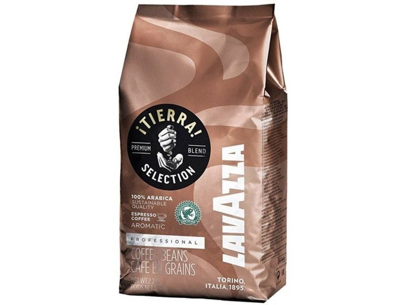 Lavazza Lavazza - Tierra intenso - Gràos de café