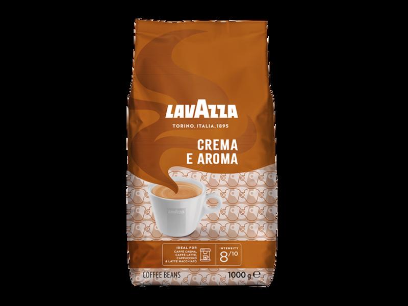 Lavazza Lavazza - Crema e Aroma - Gràos de café