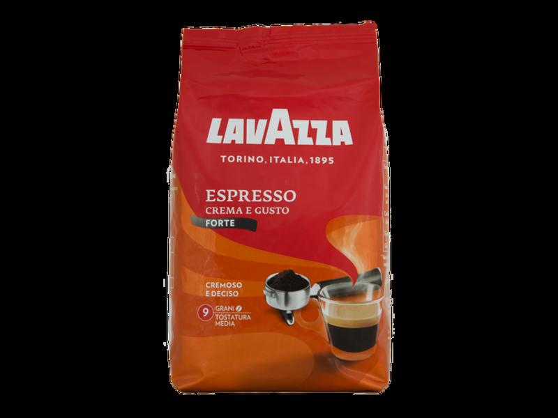Lavazza Lavazza - Crema e Gusto Forte - Café en Grains