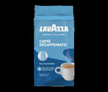 Lavazza - Dek Cafeïnevrij - Gemalen koffie