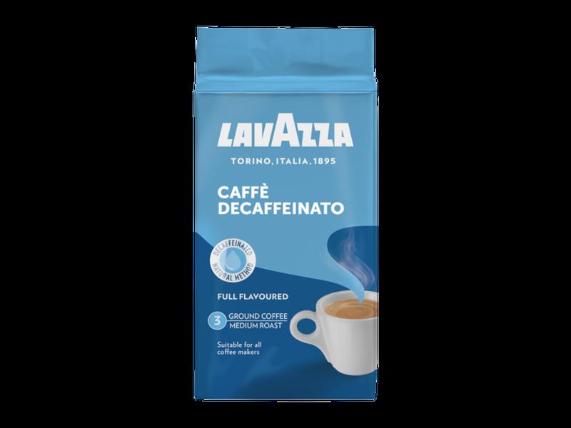Lavazza Lavazza - Dek Decaf - Ground coffee