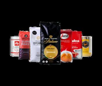 Coffee package House favorites - Gràos de café