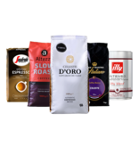 Pacote Qualità Italiana - Gràos de café