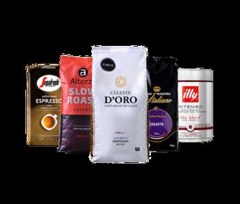 Paquete QualitàItaliana - Café en grano