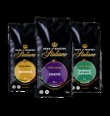 Gran Maestro Italiano Gran Maestro Italiano - Paquete de prueba - Gràos de café - Italia (3 kg)