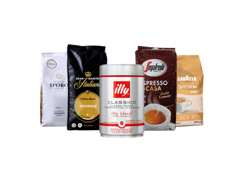 Trail package coffee beans (4.25kg)