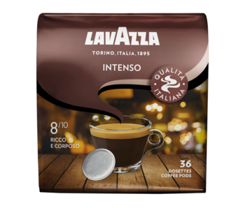Lavazza - Intenso - Coffee pads for Senseo®