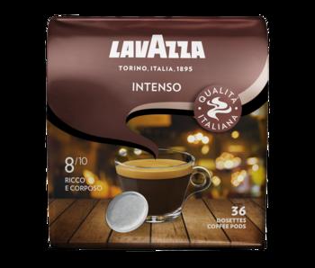 Lavazza - Intenso - Koffiepads voor Senseo®