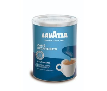 Lavazza - Caffè Decaffeinato Dek Tin - Ground coffee