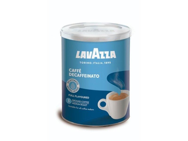 Lavazza Lavazza - Caffè Decaffeinato Dek Tin - Café Moulus