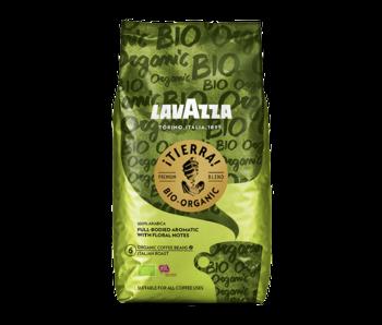 Lavazza - Tierra Organic - Café en grano