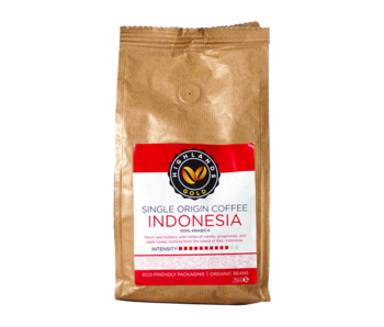 Highlands Gold - Coffee Beans - Indonesia (Organic)