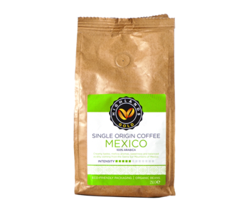 Highlands Gold - Coffee Beans - Mexico (Organic)