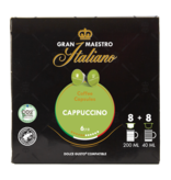 Gran Maestro Italiano Gran Maestro Italiano - Cappuccino - Compatible Cups for Dolce Gusto®