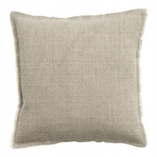 Nordal Nordal - Floor cushion cover, light grey - Kussenhoes (incl. vulling) - Lichtgrijs - 45x45