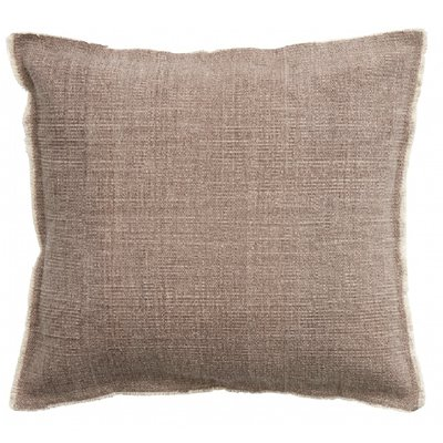 Nordal Nordal - Cushion cover, dusty rose, canvas - Kussenhoes canvas (incl. vulling) - Rose - 45x45