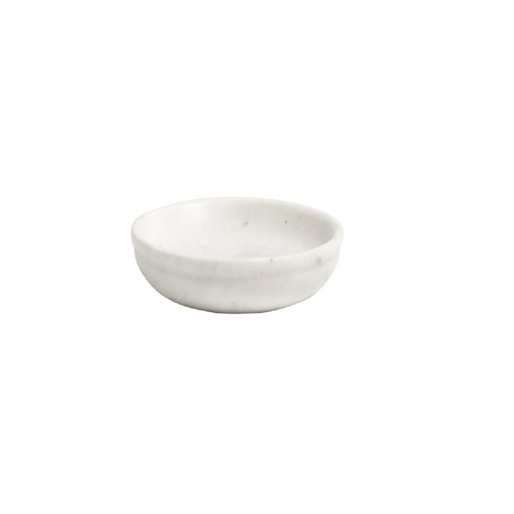 Nordal Nordal - Small bowl, white marble - Kleine schaal - Wit marmer - S
