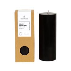 Original Home Original Home - Pillar Candle - Black