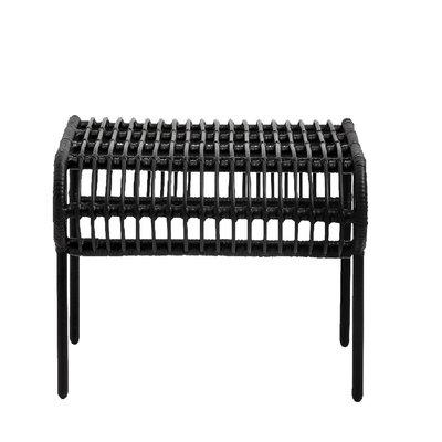 Nordal Nordal - Garden stol/side table, color black - Tuin bijzettafel - Zwart