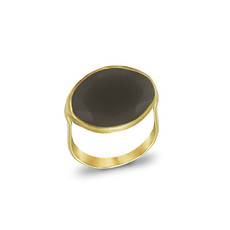 By-Bar pd oval ring