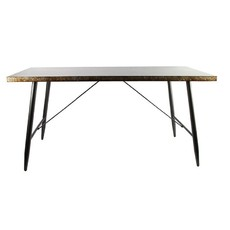 Decostar Tafel Machias zink b150xl75xh78
