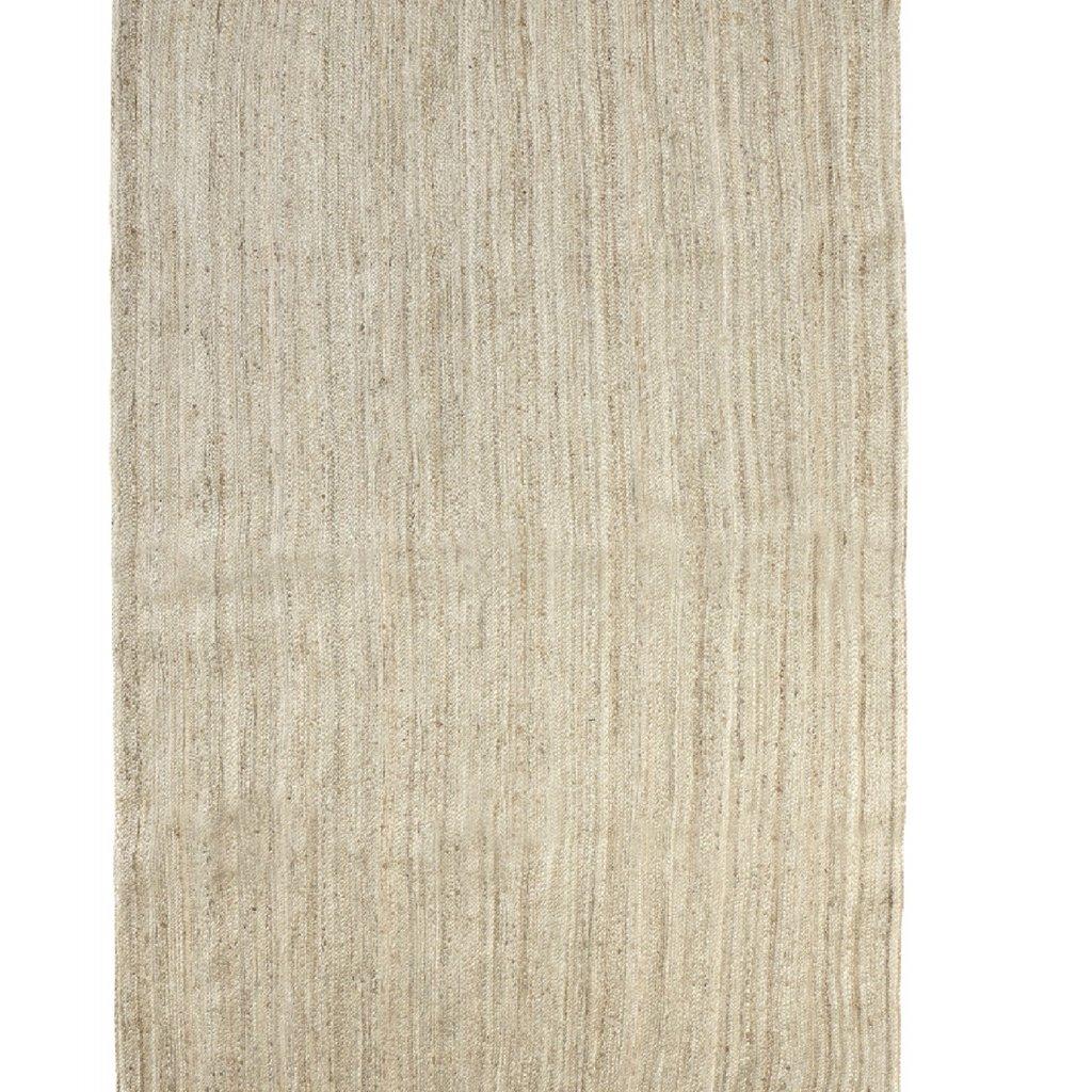 Nordal JUTE carpet. color natural, L 160x240 cm