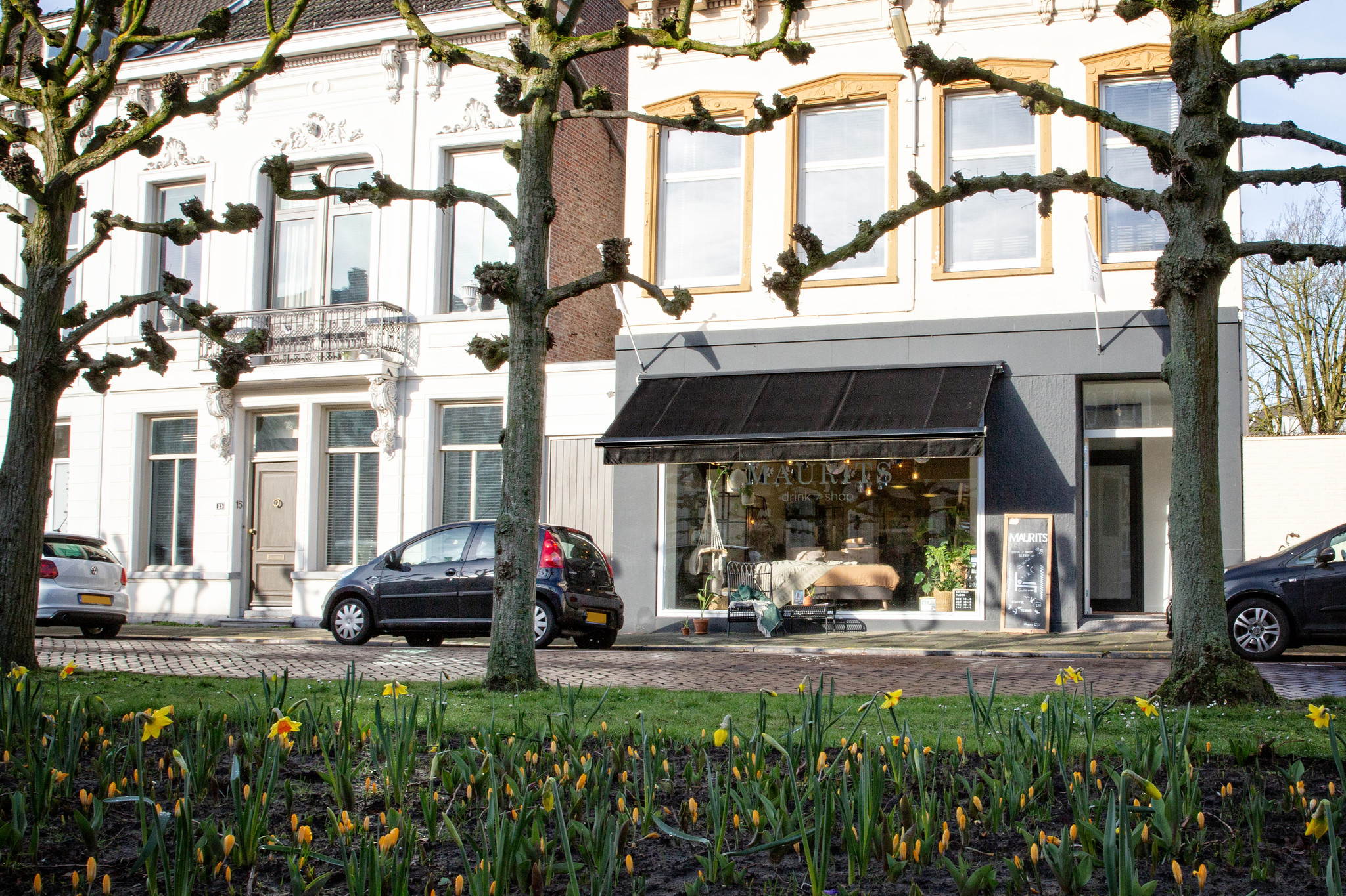 Maurits Shop Beddenwinkel Breda