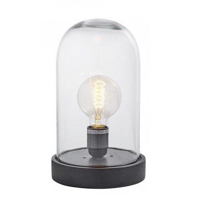 Nordal Nordal DOME Lamp wooden base, black