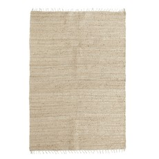 Nordal Nordal AVA Hemp vloerkleed naturel 160x240