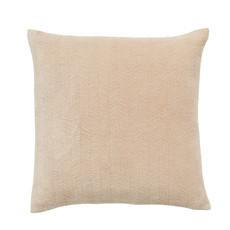 Nordal Nordal - Cushion cover fine lines rose velvet 48x48 (incl. Vulling)