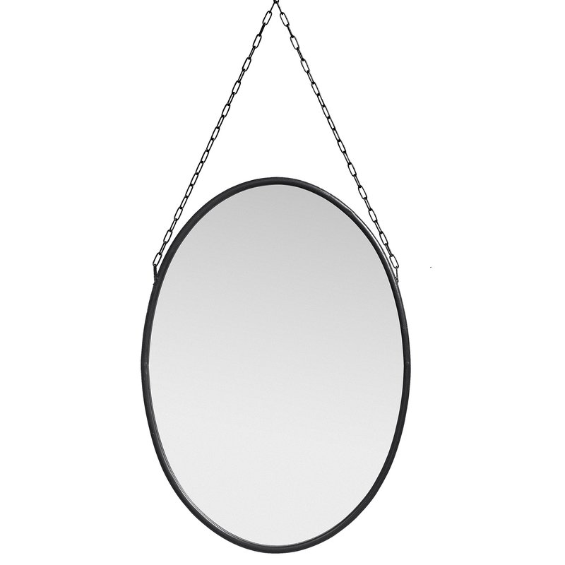Nordal Nordal - Mirror Downtown ovaal black