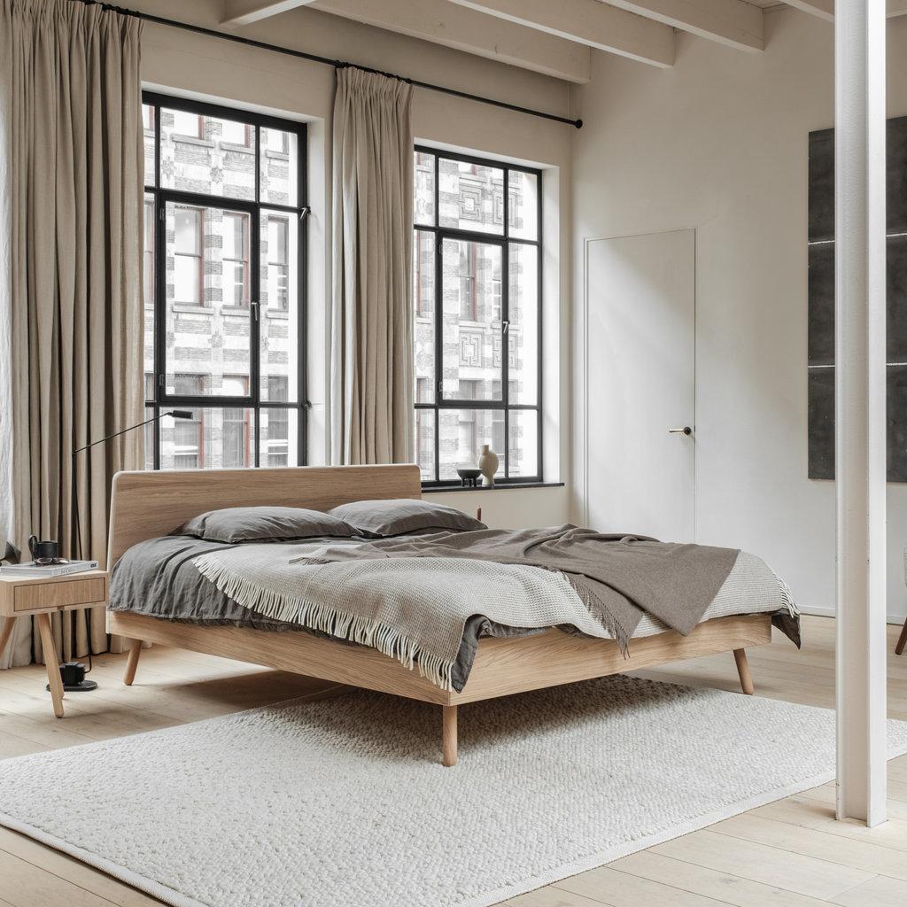 Loof Houten bed Basket - Loof