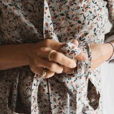Gabrielle Paris Kimono Bloom