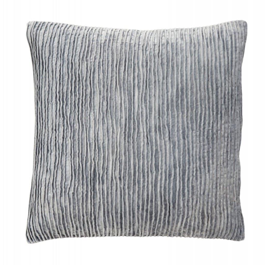 Nordal Sierkussen Totebo velvet grijs 48 x 48