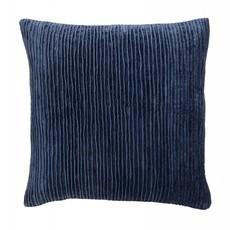 Nordal Sierkussen Totebo velvet blauw 48 x 48