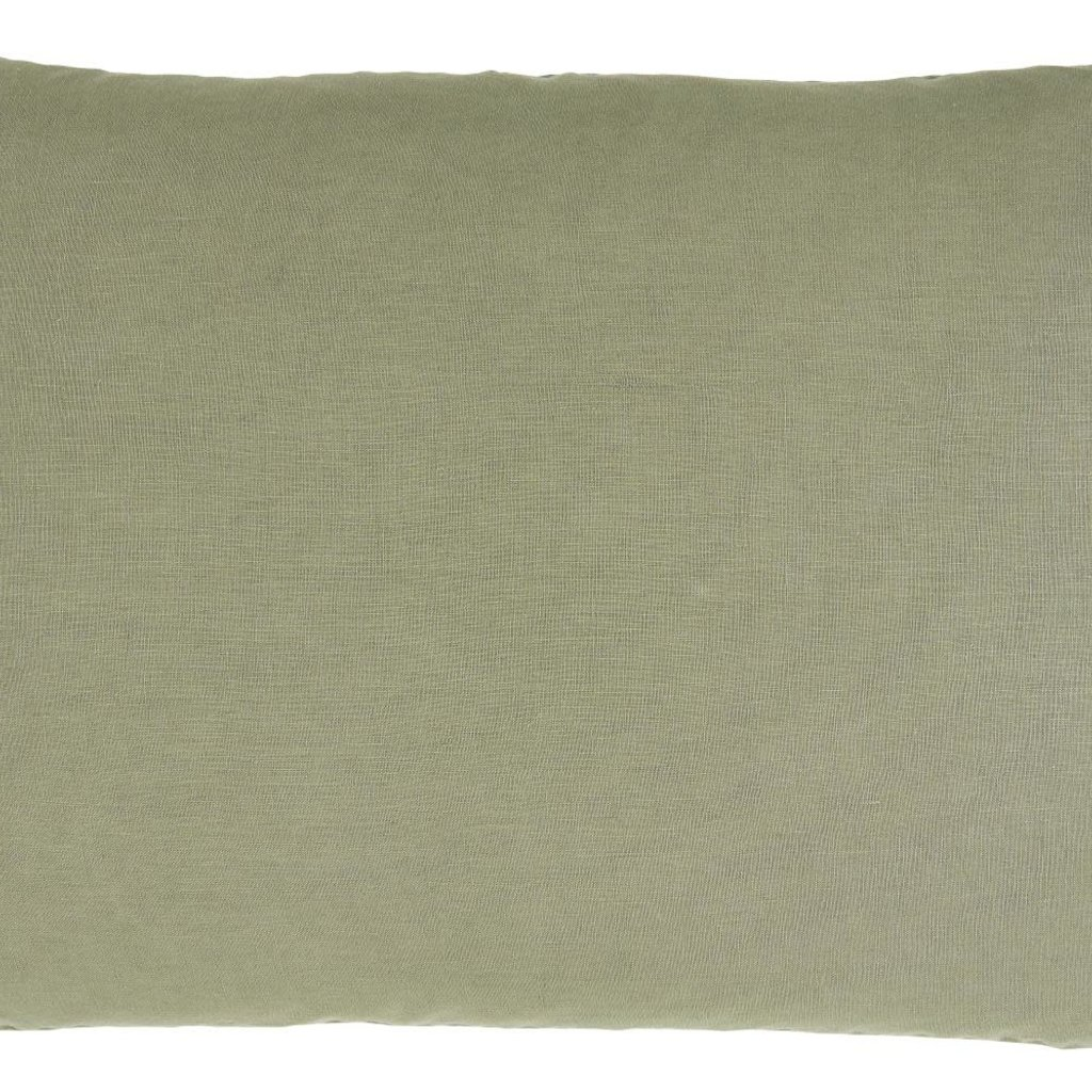 IB Laursen Sierkussen Alby groen 50 x 70