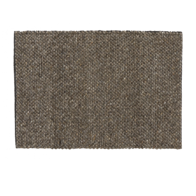 Nordal Vloerkleed Rorum bruin 60 x 90