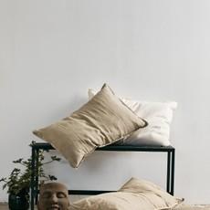 Nordal VELA cushion cover linen, sand