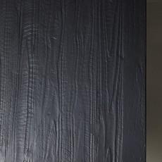 Nordal Nordal - Dining table, black wood - Eet tafel - Zwart hout
