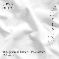 Dommelin Hoeslaken Jersey Deluxe