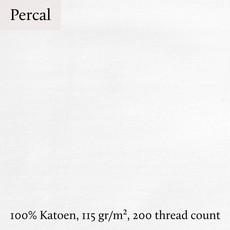 Dommelin Hoeslaken Percal 200 TC