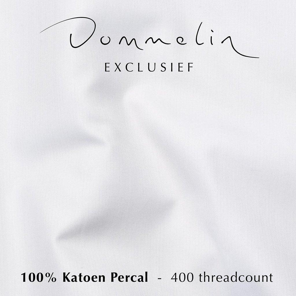 Dommelin Hoeslaken Percal 400 TC