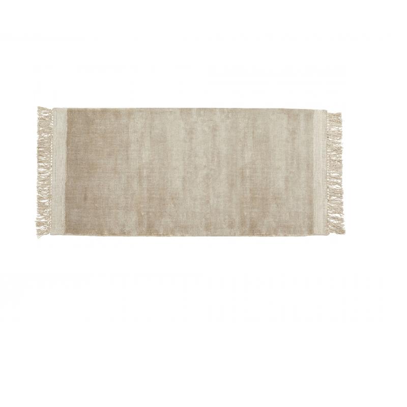 Nordal Vloerkleed Jenny beige 75 x 200