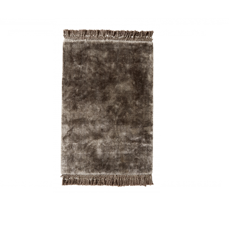 Nordal Vloerkleed Hyltan grijs 160 x 240