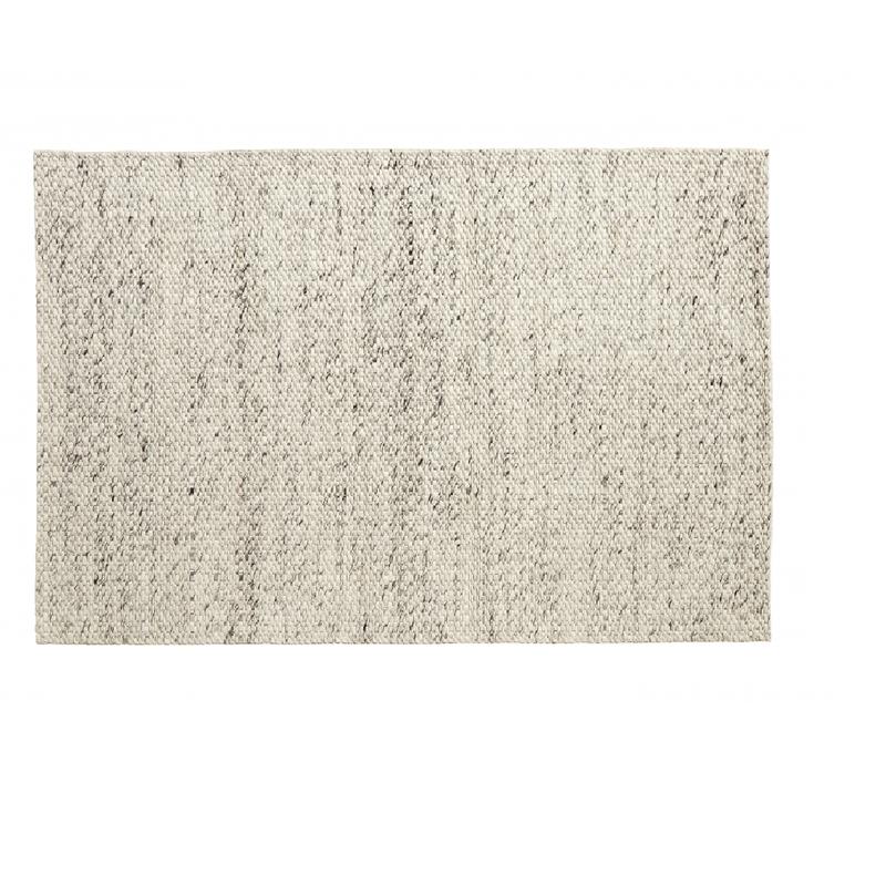 Nordal Vloerkleed Lara ivoor/grijs 75 x 200