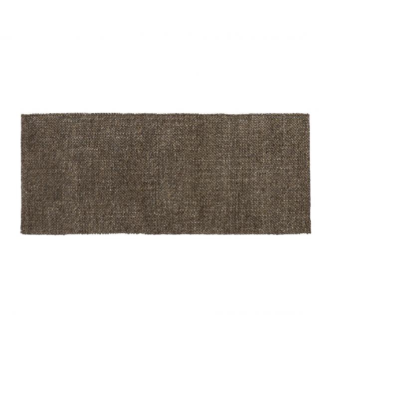 Nordal Vloerkleed Rorum bruin 75 x 200