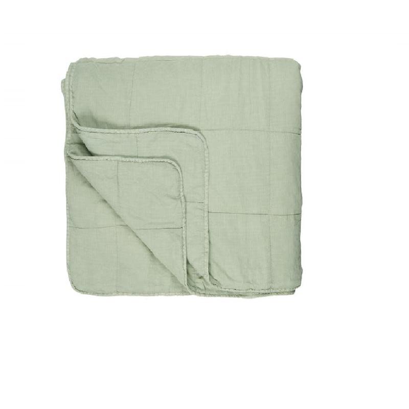 Maurits Plaid Duno groen 240 x 240